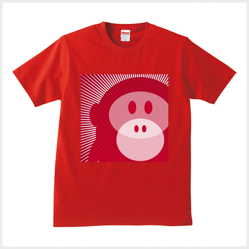 Wicky Red T-shirt